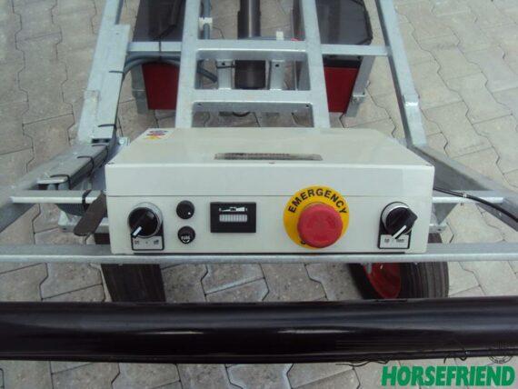 01.Electro mestkiepwagen; inh. 600ltr