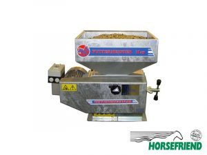 01.Feedmaster graanpletter type M45; motor 1.5kW 400Volt