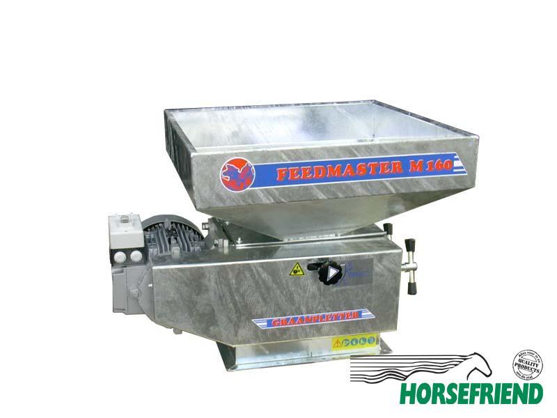 03.Feedmaster graanpletter type 160; motor 4.0kW400Volt