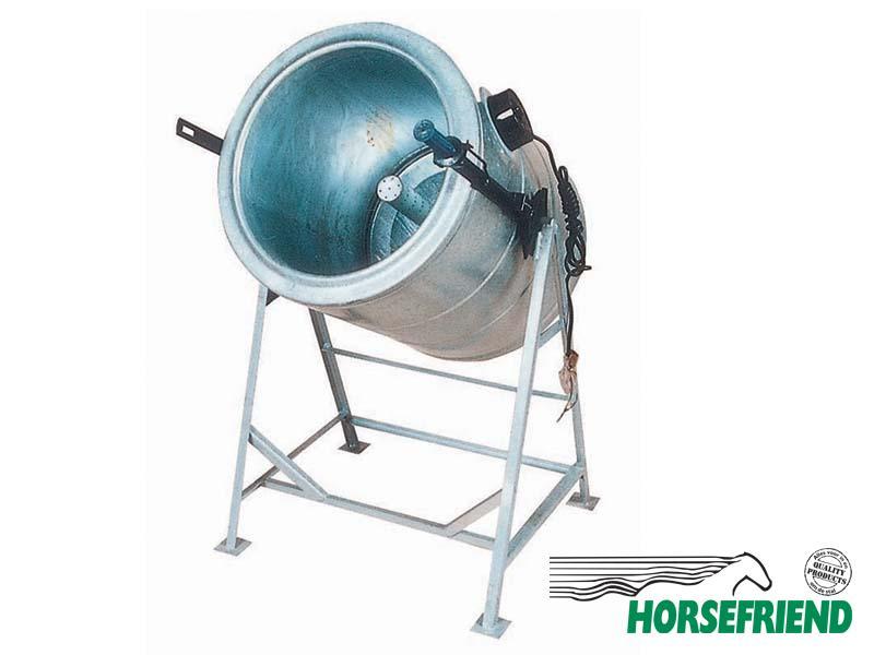 02.Snelkoker speciaal voor graan (Branmasch); inhoud 250ltr.; 4.2kW400Volt