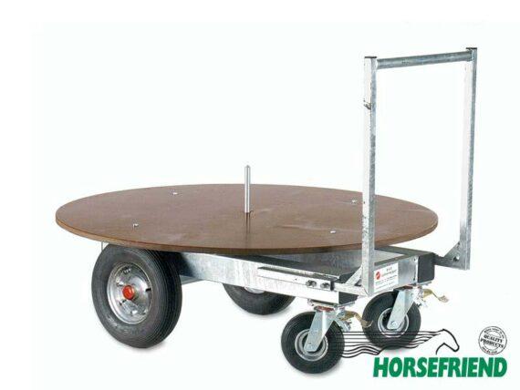 09.Rolbalenwagen; draagverm. 800kg