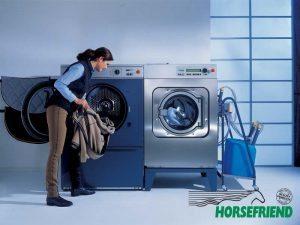 02.Wasmachine voor winterdekens. MIELE type WS5100 EL