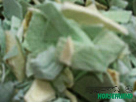 08.Soiltex Geosnippers; kleur wit met groen