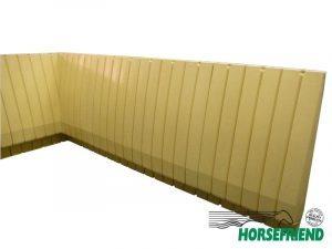 04.Safety Wall Pro outdoor; voorzien van UV stabilisator