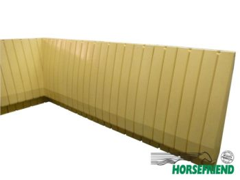 04.Safety Wall Pro outdoor; voorzien van UV stabilisator