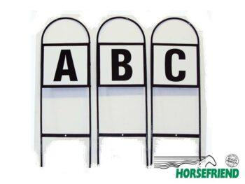03.ABC voor dubbel- en driesprong; priksysteem.