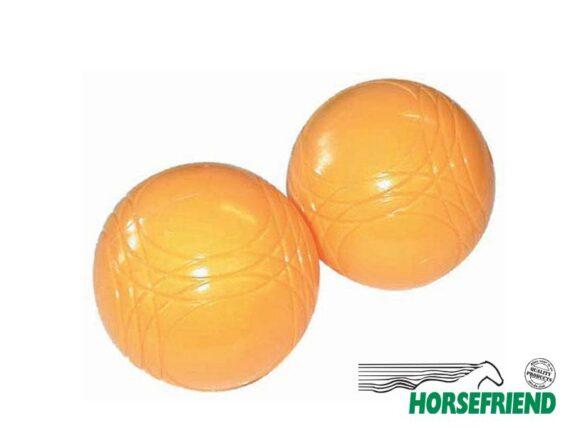06.Hindernis ballen geel; per stuk