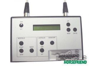 03.Bedienings terminal; incl. 10mtr. kabel voor aansluiting Display