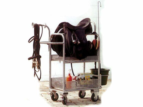 05.Caddy zadelwagen; gegalvaniseerd