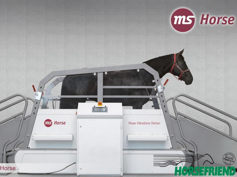 01. MS Horse Trainer 9005 met vibratie