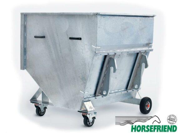 03.Transportcombi voor Weidemannknikladers met hydrolische bevestiging. Boven 915mm ophanghoogte